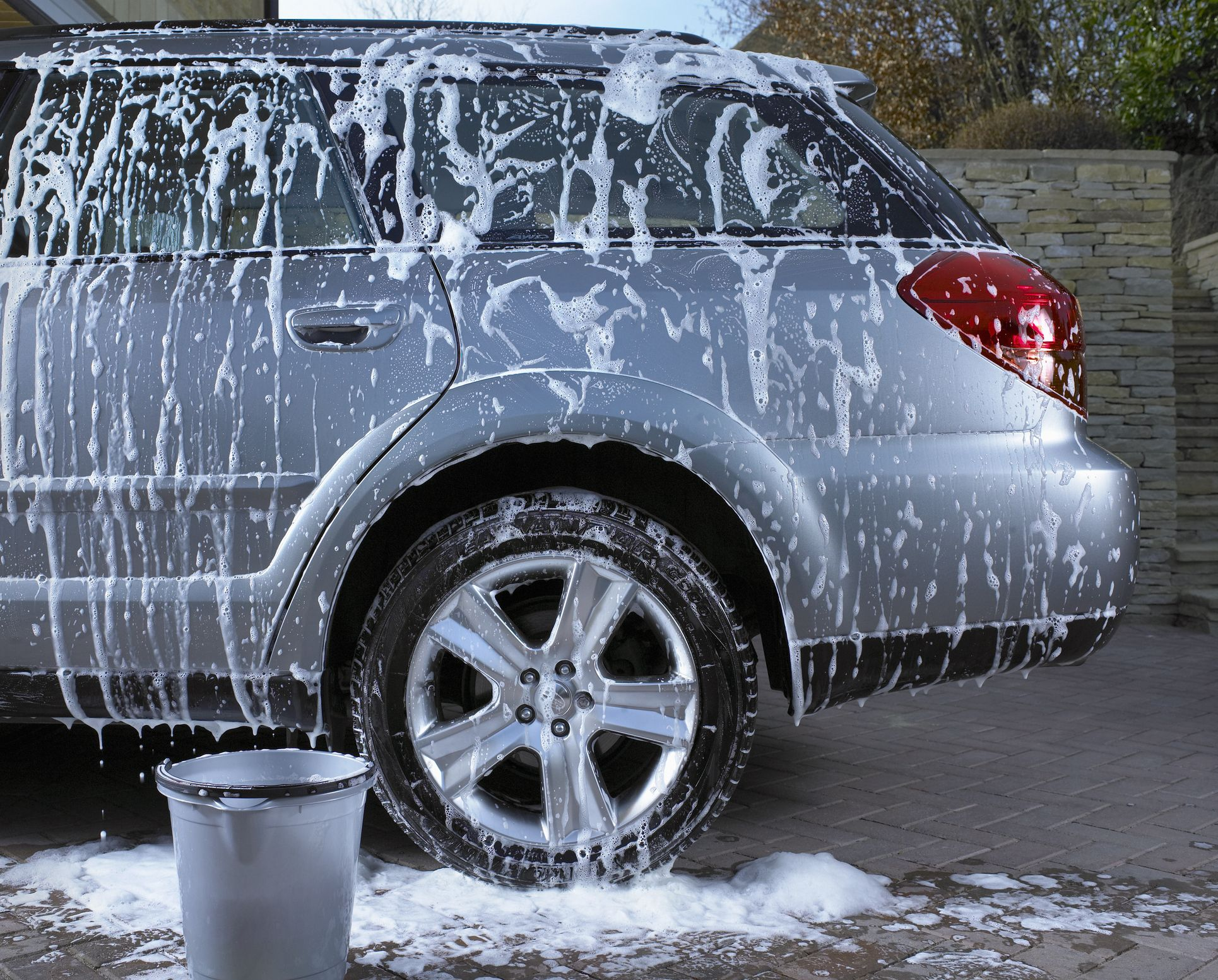 auto pesemine