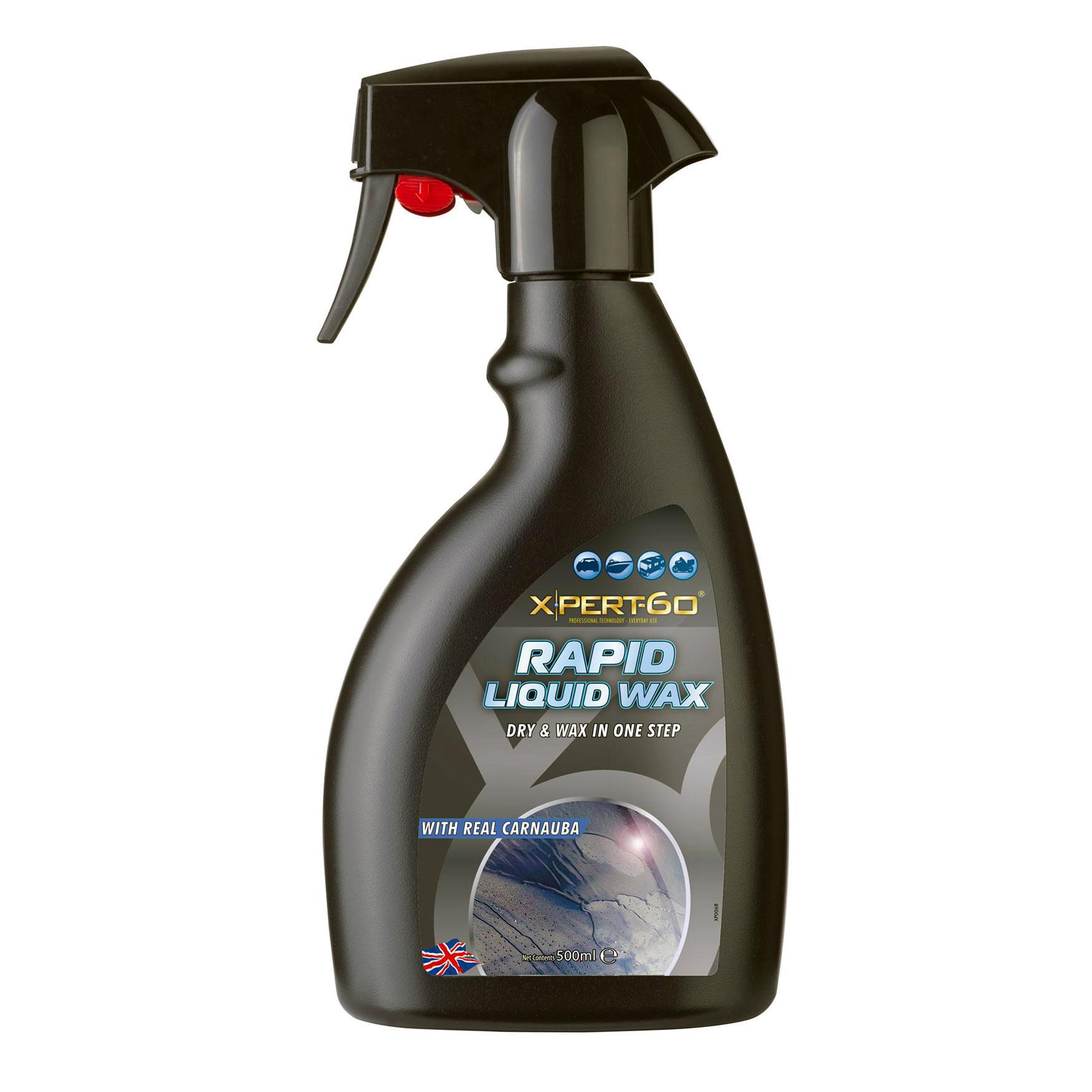 Kiirvaha rapid liquid wax